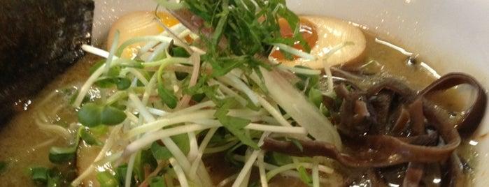 麺処 おかげさま is one of 関東のラーメン.