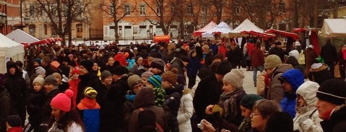 Vanhan Suurtorin Joulumarkkinat is one of Best in Turku.