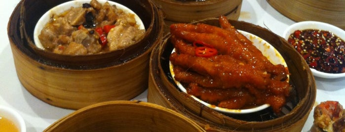The Eight Modern Chinese Restaurant is one of Sydneysider Foodies :D.
