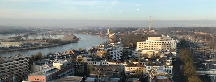Regardz WTC Arnhem is one of Lezinglocaties.
