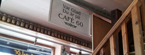 Café 60 is one of Dinner.