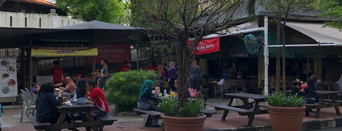 Plaza Damas is one of The Happenings @ Hartamas Shopping Mall.