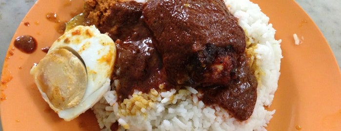 Nasi Ganja Yong Suan is one of fave dine.