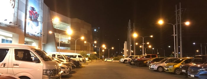 SM City Iloilo Parking Lot is one of My malls.