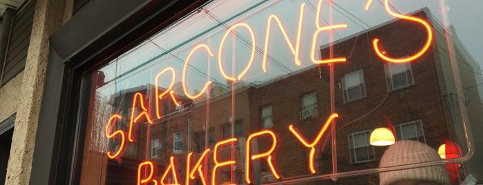 Sarcone's Bakery is one of Restaurants.