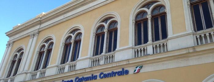 Stazione Catania Centrale is one of I consigli pratici.