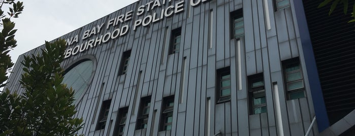 Marina Bay Neighbourhood Police Centre is one of Singapore Police Force.