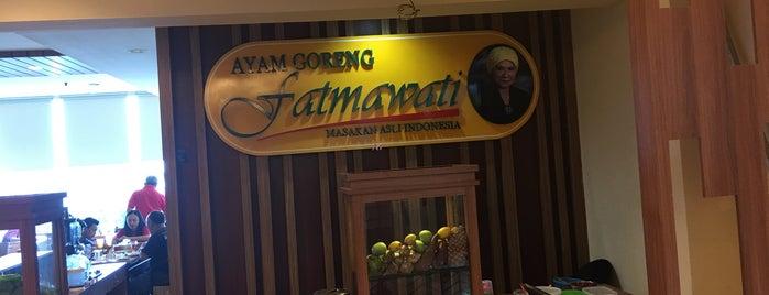 Ayam Goreng Fatmawati is one of Top 10 favorites places in Batam, Indonesia.