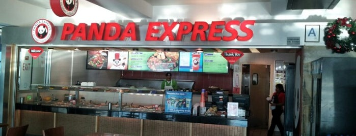 Panda Express is one of Amazing place.
