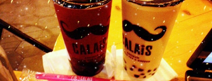 Calais Artisan Bubble Tea & Coffee is one of Culinary @ Jogja.