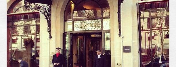Hôtel Plaza Athénée is one of Paris - best spots! - Peter's Fav's.