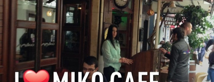 Miko Cafe is one of İZMİR EATING AND DRINKING GUIDE.