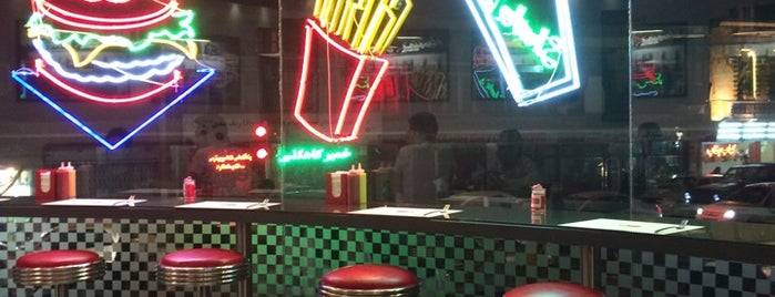 Burger Murger | برگر مرگر is one of To go.