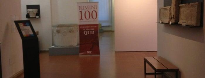 Museo della Città is one of 36 hours in...Rimini.