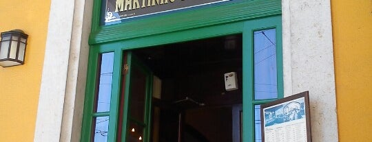 Café Martinho da Arcada is one of Restaurantes.