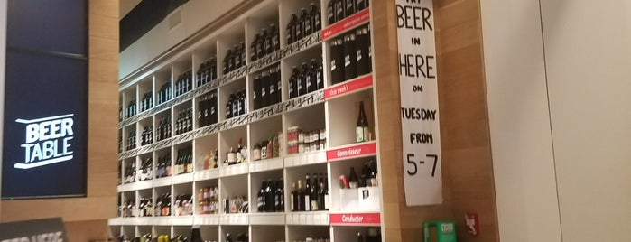 Beer Table is one of New York Beer.