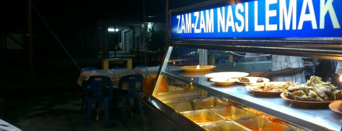 Zam Zam Nasi Lemak is one of Favorite Food.