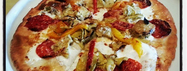 Pizza Nea is one of Gluten-Free Dining Options.