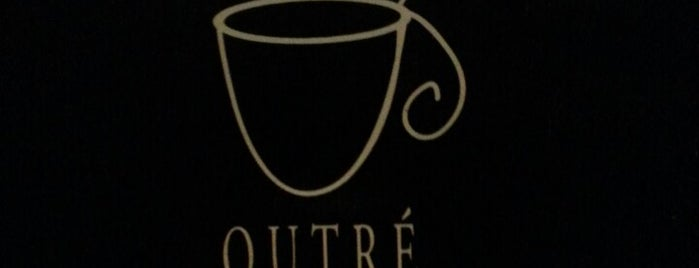Outré Bistro is one of cOffee Time..!!.