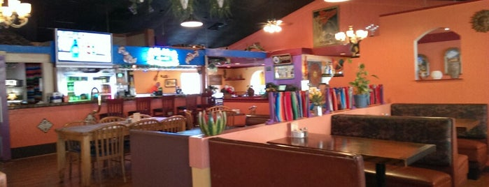 Casa Rico Tacos & Tequila is one of Cindy tips.