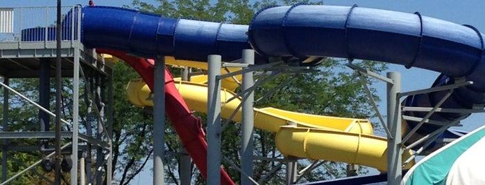 Fairview Park & Aquatic Center is one of Krumbhaar.