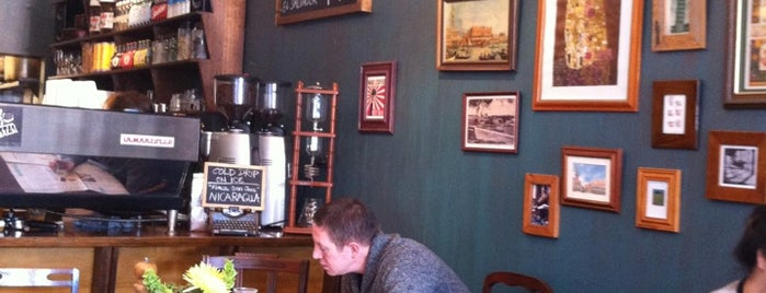 Santucci's Cafe is one of Favourite Coffee Houses in Melbourne.