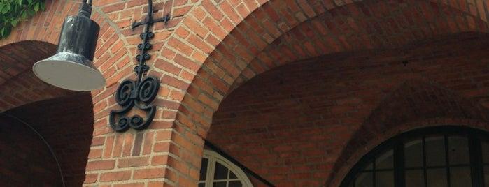 Nyköping Centralstation is one of Tågstationer - Sverige.