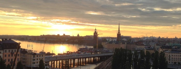 Katarinahissen is one of What I want to do in Stockholm.