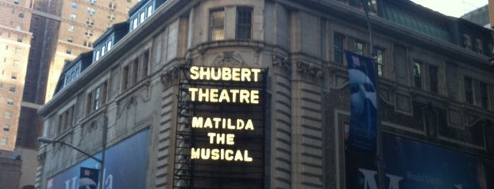Shubert Theatre is one of Ferias USA 2012.