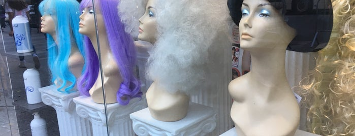 Wigs & Plus is one of Best NYC Beauty Shopping.