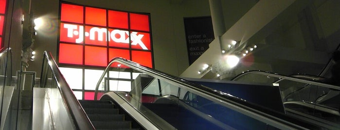 T.J. Maxx is one of 2012 - New York.