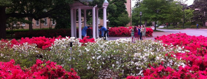 University of North Carolina at Chapel Hill is one of NCAA Division I FBS Football Schools.