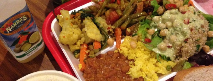 Hare Krishna Temple Cafeteria / Govinda's Kitchen is one of Places to Check Out in Brooklyn.