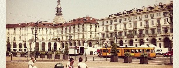 Piazza Vittorio Veneto is one of IT places-culture-history.