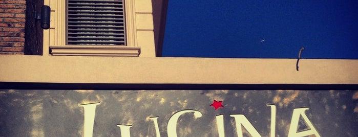 Lucina Cafe is one of Yeme içme.