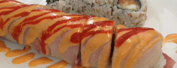 Kimchi Sushi is one of SEOUL NEW JERSEY.
