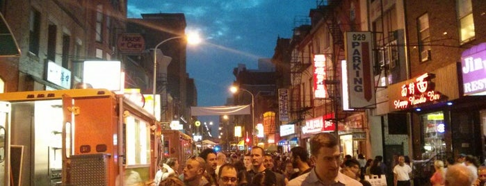 Night Market Chinatown is one of Favourite Places.