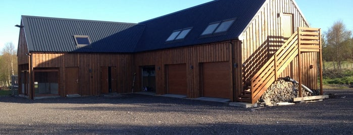 Willowbarn Rafford Self Catering is one of GreaterSpeyside.