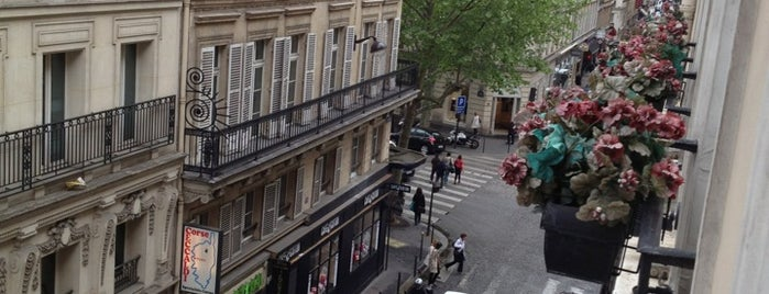 Hotel George Sand is one of Paris Business.