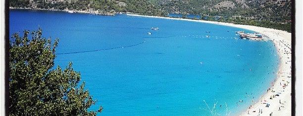 Belcekız Plajı is one of Ege Akdeniz hevesi.