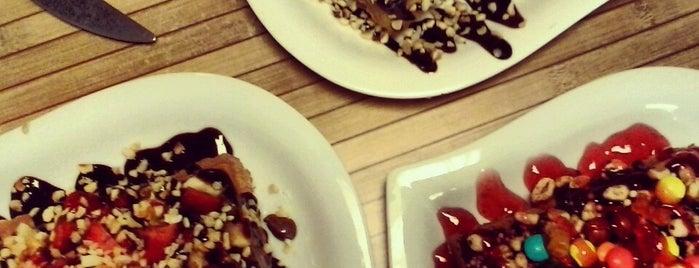 Çıtır Waffle - Edem is one of Cafelerin.