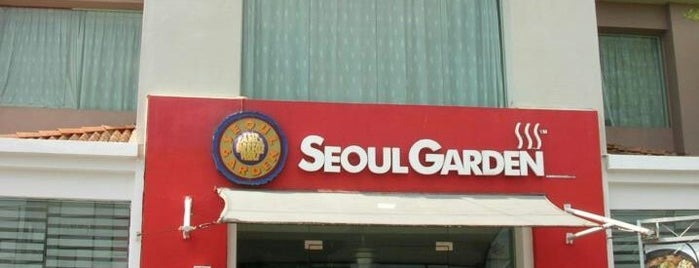 Seoul Garden is one of Makan @ Utara #2.