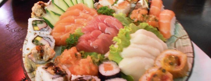 Kazami Sushi is one of Japas do Brasil.