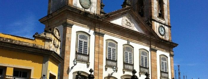 Catedral Basílica de Nossa Senhora do Pilar is one of Guia turístico São João Del Rei.
