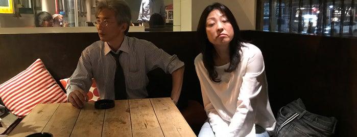 猿Cafe 納屋橋店 is one of カフェなど.