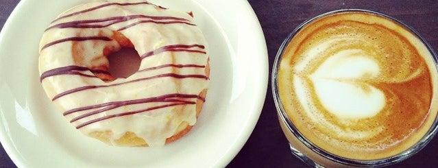 Dynamo Donut & Coffee is one of SF Coffee.