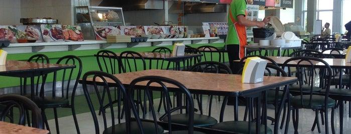 Easy Peasy Food Court is one of Favorite Food.