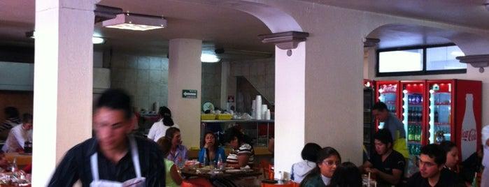 Barbacoa Don Fabian is one of Toluca y Metepec.
