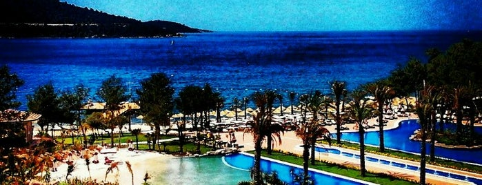 Vogue Hotel Bodrum is one of Bodrum /TURKEY City Guide.