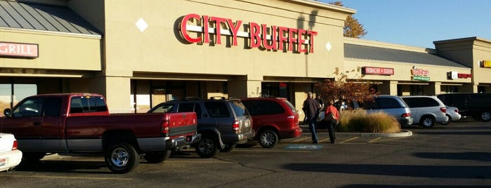 City Buffet is one of Boise.